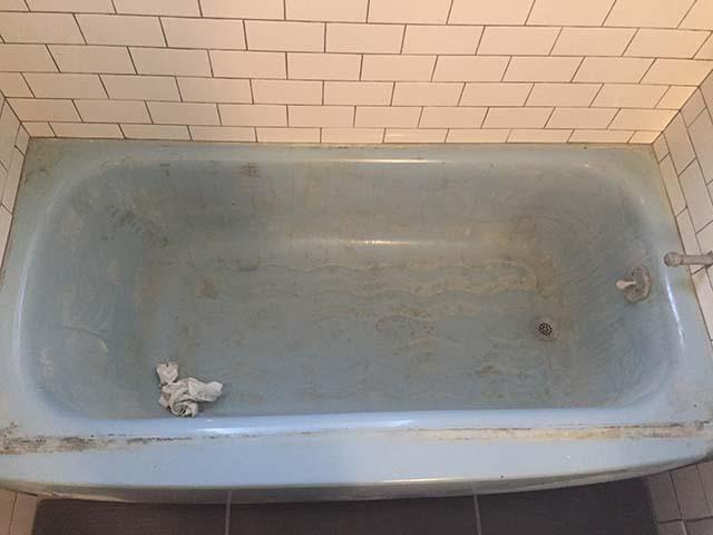 bathtub, shower, tile reglaze - integrity restorations